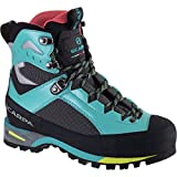Scarpa Women's Charmoz Wmn Mountaineering Boot, Shark/Maldive, 41.5 EU/9.5 M US