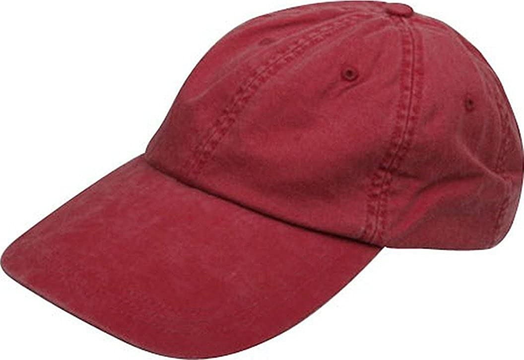 9ed7a1a1cbc Amazon.com  Adams Sunbuster Pigment Dyed Twill Cap With Extra Long Visor  (Charcoal) (ALL)  Sports   Outdoors