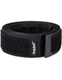 No Scratch Reversible Web Belt with Advanced Hook & Loop Fasteners