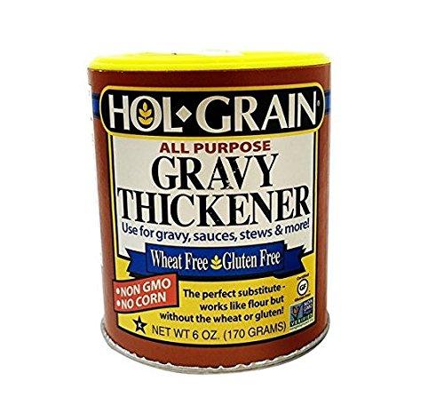 Hol Grain Gravy Thickener, 6 Ounce (2 jars)