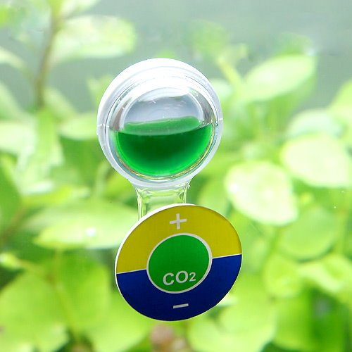 how to add co2 to aquarium