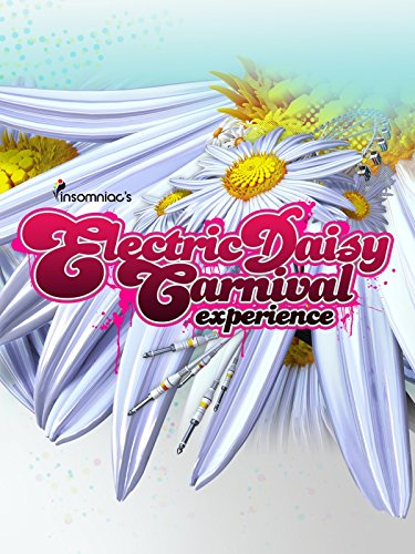 Daisy Musical Mobile - Electric Daisy Carnival Experience