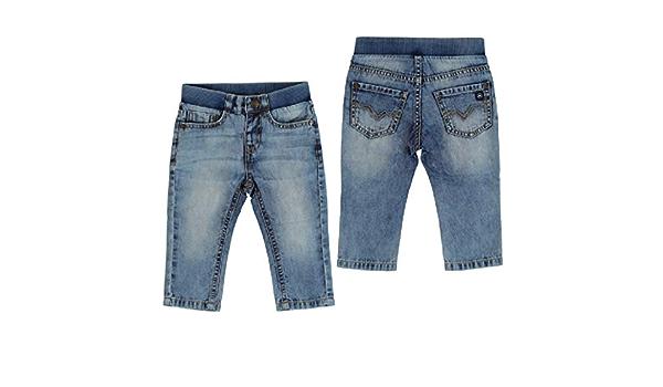 Mayoral Baby Boy Denim Bottoms Summer Style Shorts Blue Jeans 3-6-9-12-18 months