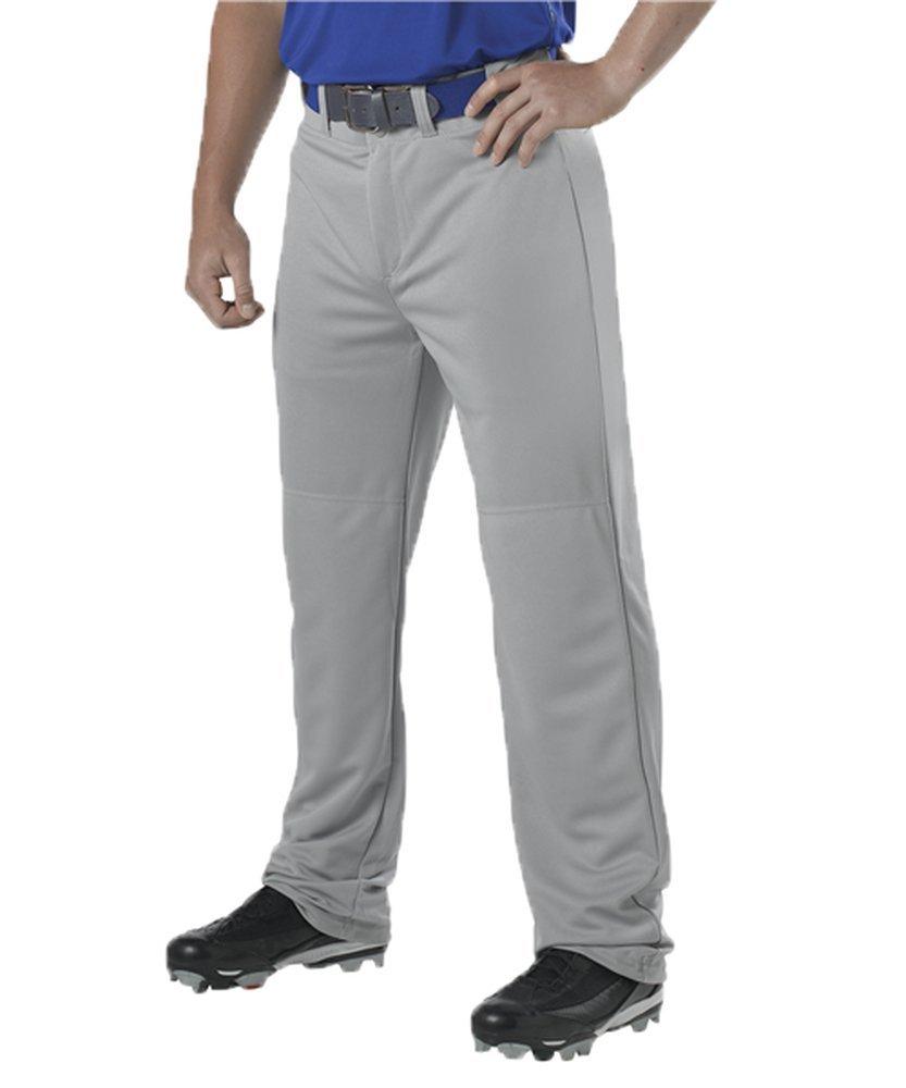 Alleson Athletic PANTS ボーイズ B072KMNKH6 Small|ホワイト ホワイト Small