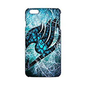 Ultra Thin Blue-green Fairy Tail 3D Phone Case for iPhone 6 plus