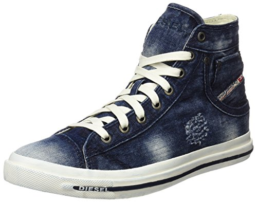 Exposure Indigo Magnete I Sneaker T6067 Herren Blau Hohe Mid Diesel 1wzqEz