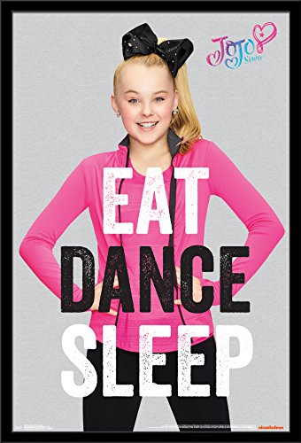 Trends International Wall Poster Jojo Siwa Eat Dance Sleep