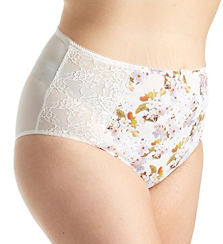 Sculptresse by Panache Chi Chi Full Brief Panty (7692) 2X/Summer Floral