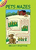 Best Dover Publications Kid Books For 3 Year Olds - Pets Mazes (Dover Little Activity Books) Review