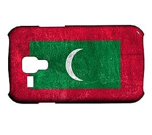 Funda Carcasa para Galaxy S3 Mini Bandera LAS MALDIVAS 01