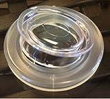 USA Premium Store 2'' Umbrella Hole Ring Plug For Glass Patio Table QTY- 2 SETS