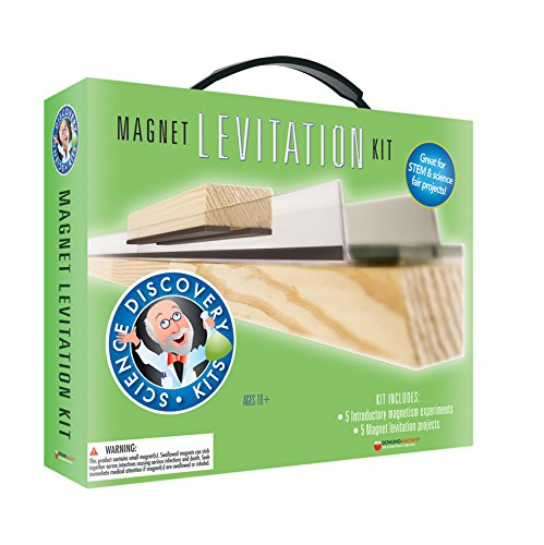 Dowling Magnets Science Discovery Kit: Magnet Levitation by Dowling Magnets (Image #5)