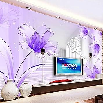 Leegt 3D Tapete Wallpaper Mural Benutzerdefinierte Fototapete Große ...