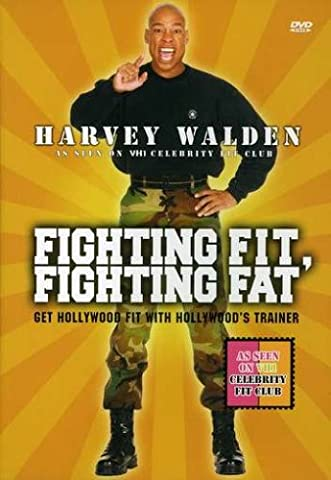 Harvey Walden Presents: Fighting Fit, Fighting Fat (The Steve Harvey Show Dvd)