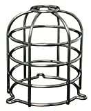 Federal Signal SLMDG3 Streamline Modular Stainless Steel Dome Guard, Silver