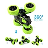 Rodzon Remote RC Car,Control Truck with 2.4GHZ Controlled Toy Car for Kids and Adults,Double Sided 360 Degree Flips. (NO Battery Included)