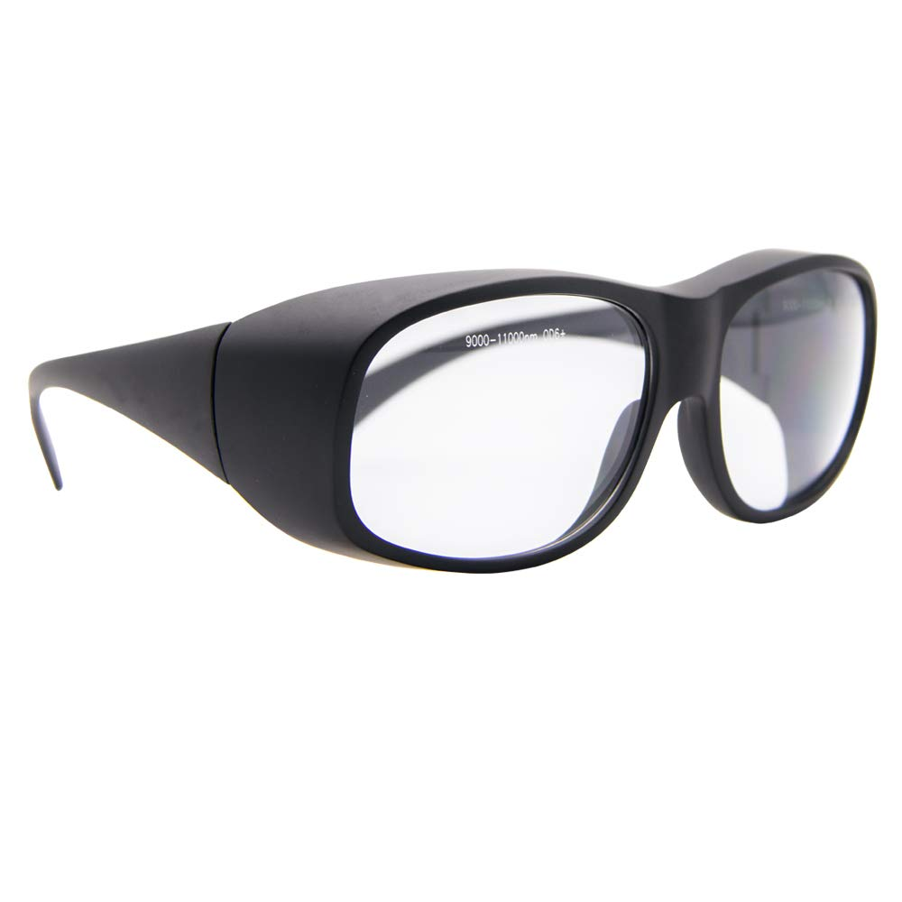 LP-LaserPair CO2 Laser Protection Glasses 9000-11000nm Laser Safety Glasses Goggles by LP-LaserPair