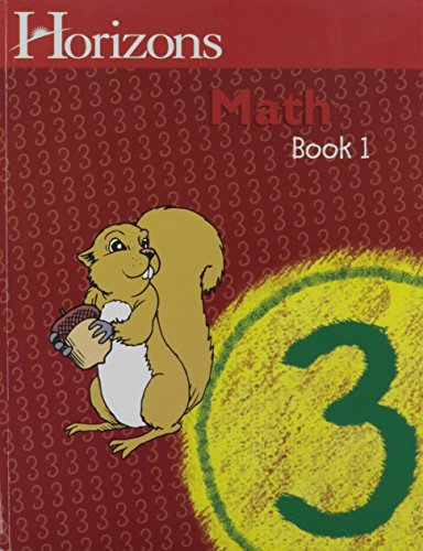 Horizons Math Grade 3: Teacher's Guide