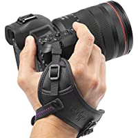Camera Hand Strap - Rapid Fire Secure Grip Padded Wrist...