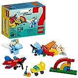 Lego Classic 6225319 Rainbow Fun 10401 Building Kit (85 Piece)