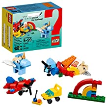 LEGO Classic 6225319 Rainbow Fun 10401 Building Kit (85 Piece)
