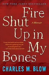 Book Cover: Fire Shut Up in My Bones