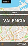 Valencia, Spain - City Map