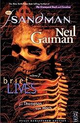 The Sandman Vol. 7: Brief Lives (New Edition) (The Sandman series) Kindle & comiXology by Neil Gaiman  (Author), Jill Thompson (Illustrator), Vince Locke (Illustrator)
