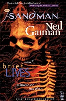 The Sandman Vol. 7: Brief Lives (New Edition) (The Sandman series) Kindle & comiXology by Neil Gaiman  (Author), Jill Thompson (Illustrator), Vince Locke (Illustrator)