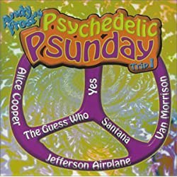 Psychedelic Psunday by Various (2000-06-13)