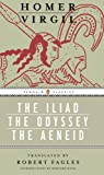 img - for Iliad, Odyssey, and Aeneid box set: (Penguin Classics Deluxe Edition) book / textbook / text book