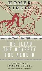 Iliad, Odyssey, and Aeneid box set: (Penguin Classics Deluxe Edition)