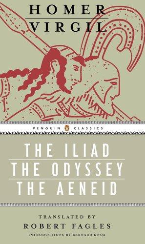 Iliad, Odyssey, and Aeneid box set: (Penguin Classics Deluxe Edition) (Odyssey Fagle Translation)