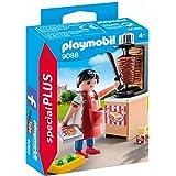 Playmobil Construction Game Kebab Vendor