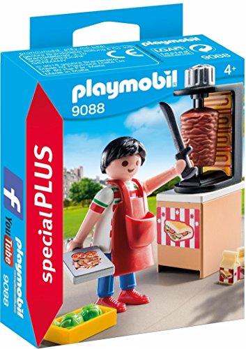 PLAYMOBIL® Kebab Vendor Building Set