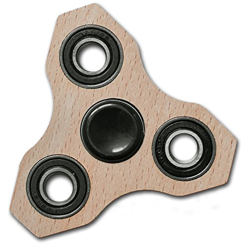 Hand Spinner Wood Toy Never Ending product image