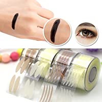 Fashion Invisible Medical Fiber Double Eyelid Adhesive Tape Stickers Eyes Makeup Tool make you Charming Bigger Eyes