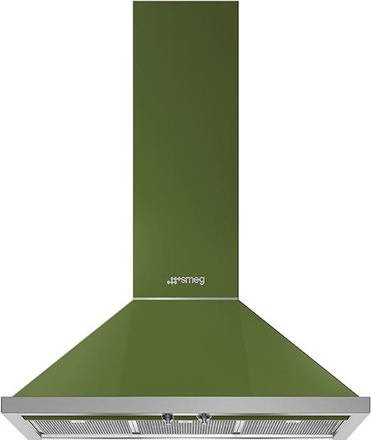 Smeg KPF9OG - Campana (781 m³/h, Canalizado, A, A, C, 67 dB): Amazon.es: Hogar