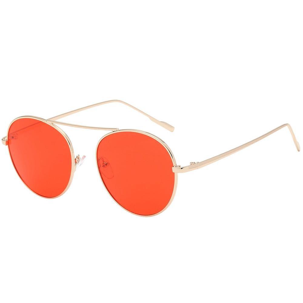 Gafas de sol Elegante Sombras Acetato Marco UV- Koly Gafas ...