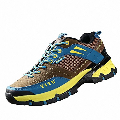 Uomo Shoes Donna 45 Beige Trail Running 36 Sport Bensports Running a7WPqBWT