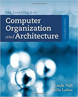 null essentials of computer organization solutions manual