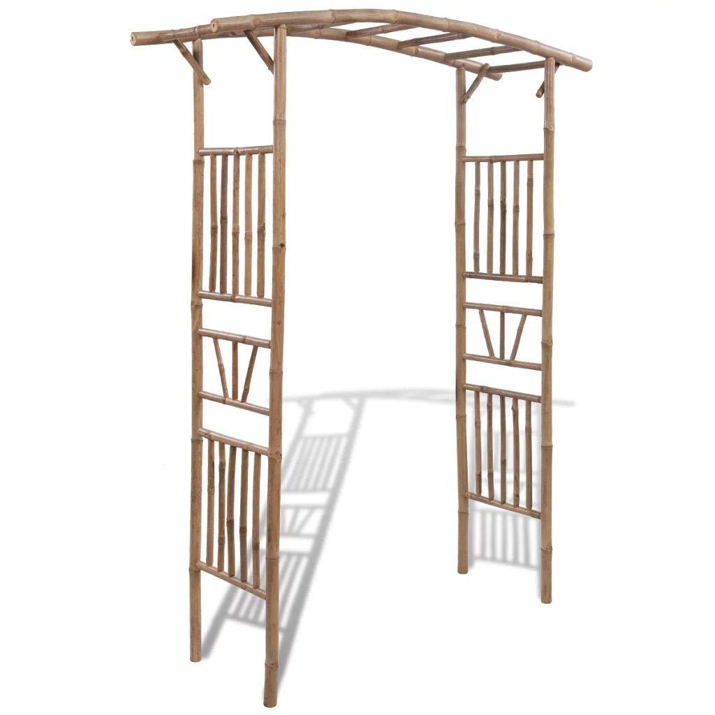 Daonanba Classic Bamboo Arch Outodor Pergola
