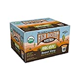 high desert roasters - High Desert Roasters Organic Donut Shop Medium Roast Coffee (100 single-serve cups)