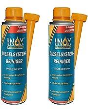 INOX® dieselsysteemreiniger additief, 2 x 250 ml - Dieseladditief voor alle dieselmotoren lost vervuiling en verharding in het dieselsysteem op.