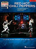 #7: Red Hot Chili Peppers: Deluxe Guitar Play-Along Volume 6
