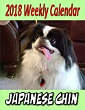 2018 Weekly Calendar Japanese Chin