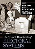 img - for The Oxford Handbook of Electoral Systems (Oxford Handbooks) book / textbook / text book