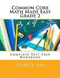 Common Core Math Made Easy, Grade 2