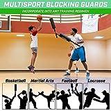GoSports Padded Blocking Guards - 2 Pack, Great