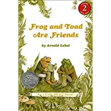 Frog and Toad Are Friends (Frog and Toad I Can Read Stories)